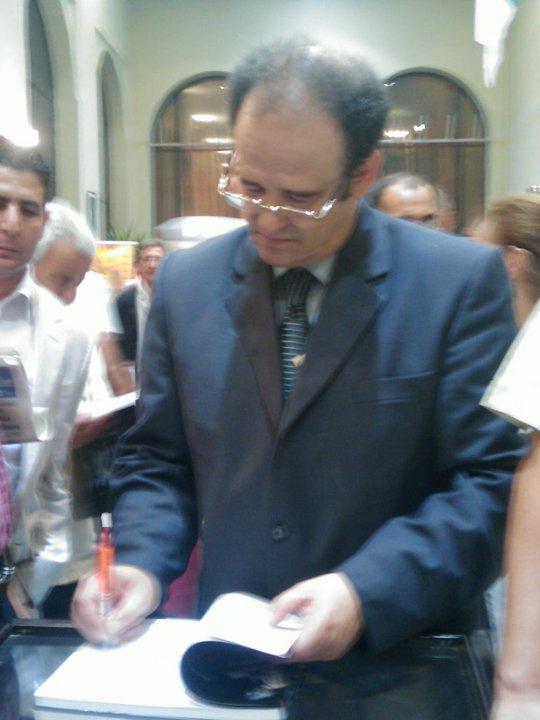 Monsieur Abdelkader Bendamèche à Bouira ce dimanche 20 mai 2012