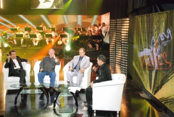 Mr Abdelkader Bendamèche dans l'émission Noudjoum Khalida de l'ENTV