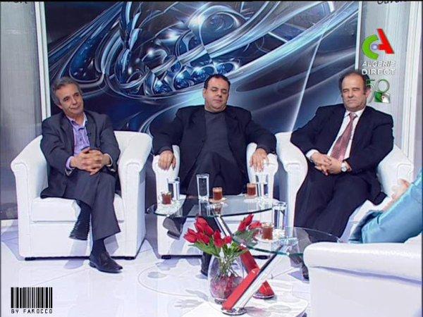 Le chaâbi en débat  à la télévision nationale