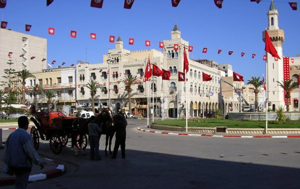 Mr Abdelkader Bendamèche à Sfax (Tunisie) le 10 avril 2013