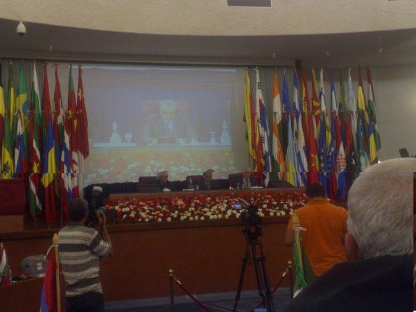 13ème rencontre de l'AICESIS à Alger