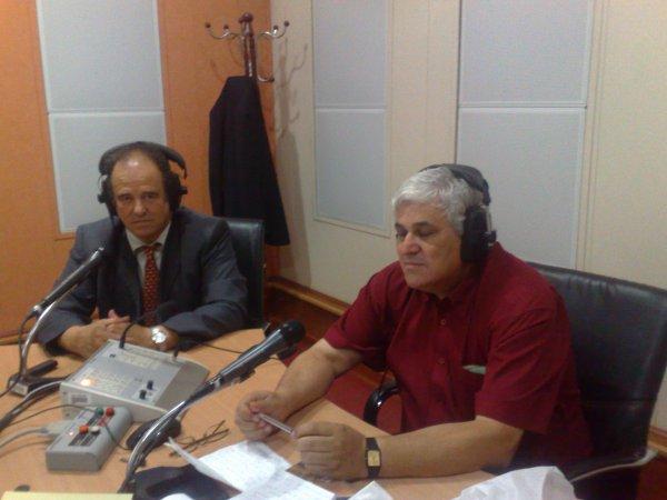 MR ABDELKADER BENDAMECHE    INVITE   DE RADIO BLIDA