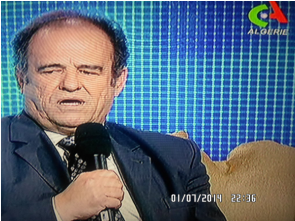 Emission Noujoum Khalida - ENTV (Canal  Algérie)