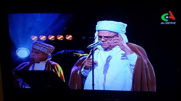 Mr Abdelkader Bendamèche à la télévision