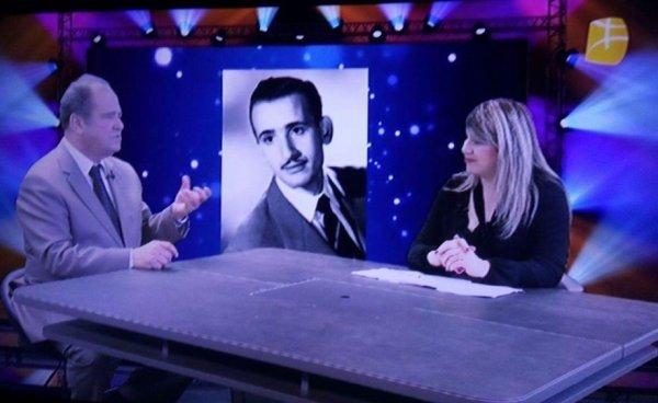Abdelkader Bendamèche sur Berbère TV