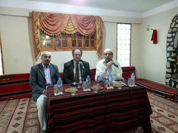 Mr Abdelkader Bendameche   invité à Ghardaia