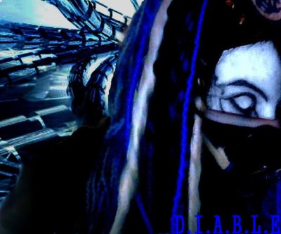 I Am Deady Ice Andro-Biohazaroïd