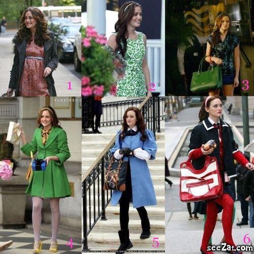 La Mode Selon Blair Waldorf (1ère partie)