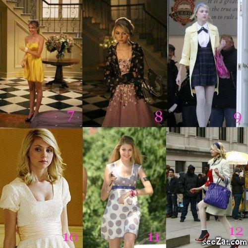 La Mode Selon Jenny Humphrey