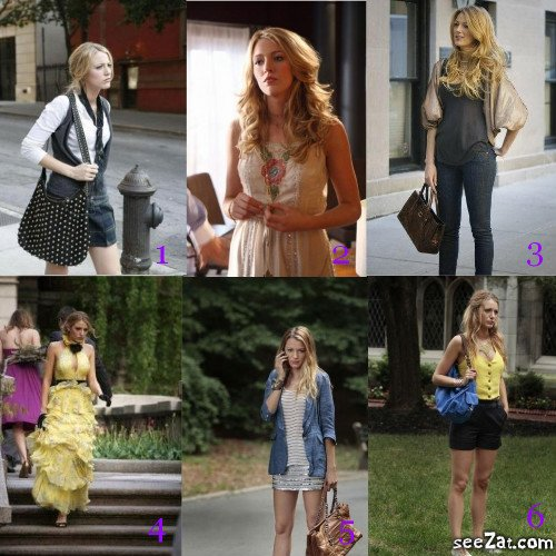 La Mode Selon Serena Van der Woodsen