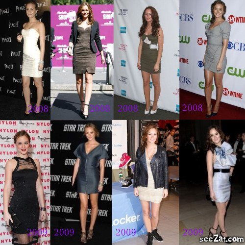 Look Evolution (Leighton)