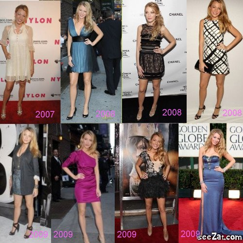 Look Evolution ( Blake )