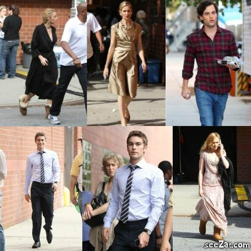 News :  Stills Episode 6 + Photos tournage Saison 5
