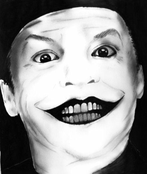 Jack Nicholson - The joker