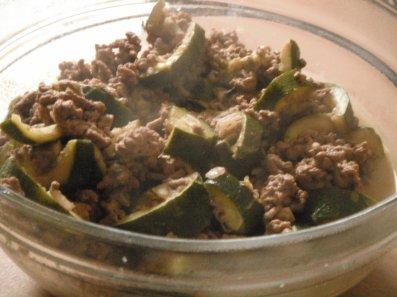 Sauté de courgettes aux épices