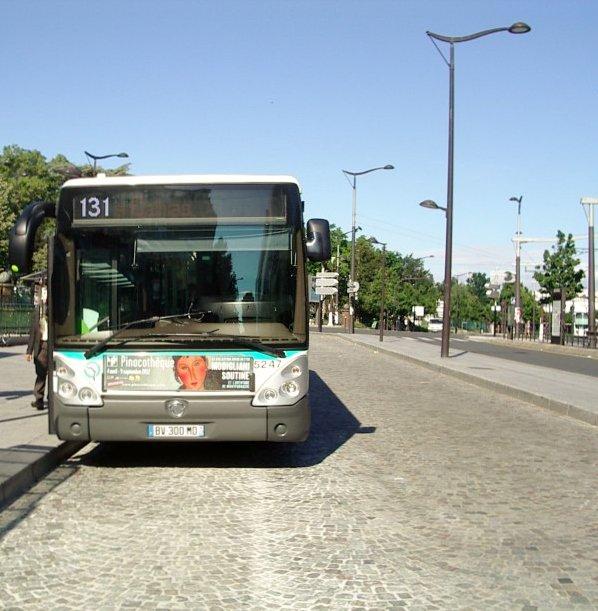 Ligne 131 Porte d'Italie ↔ L'Haÿ-les-Roses — Les Dahlias / Rungis - La Fraternelle RER