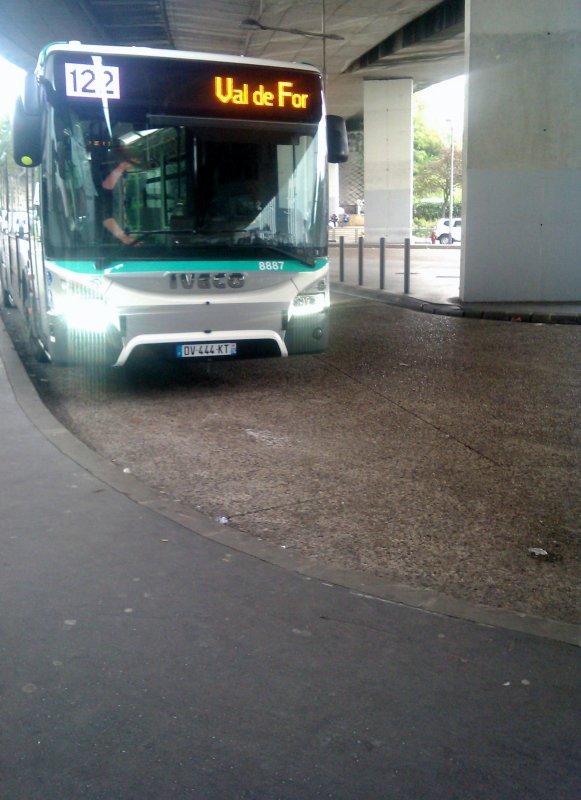 Ligne 122       Gallieni ↔ Val de Fontenay RER