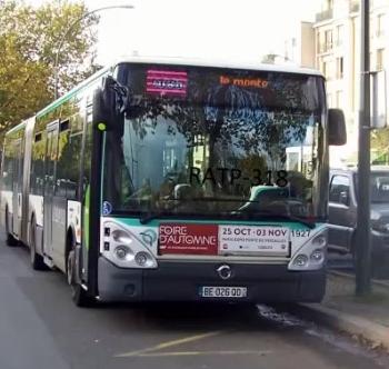 Ligne 208b Champigny - Saint-Maur RER ↔ Le Plessis-Trévise – Place de Verdun