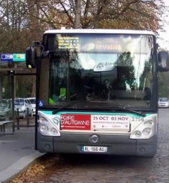Ligne 210 Château de Vincennes ↔ Villiers-sur-Marne - Le Plessis-Trévise RER