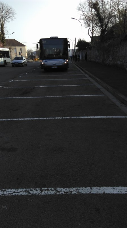 Ligne  601 Gare du Raincy - Villemomble - Montfermeil ↔ Montfermeil - Hôpital intercommunal