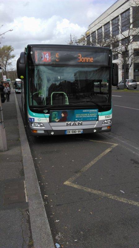 Ligne 104 École vétérinaire de Maisons-Alfort ↔ Sucy - Bonneuil RER