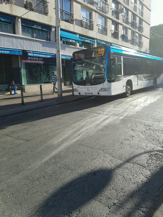 Bus-tram-metro de marseille