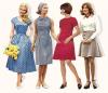 Little ... « La mode des annees 1950 ... » ... Ribbon