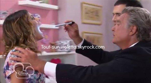 Info violetta 2 39 amour musique passion voila - Info violetta ...