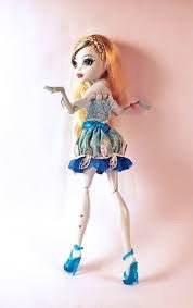 Monster high top model dolls