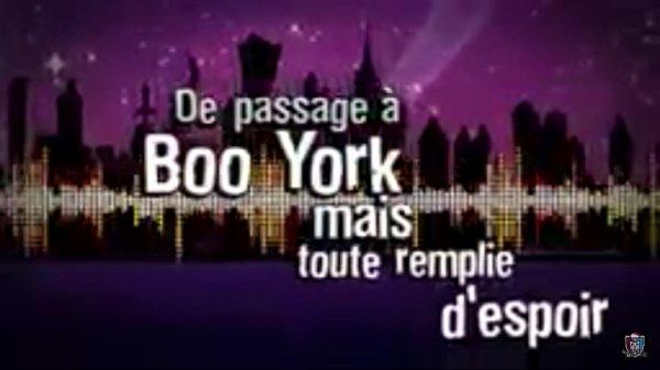 Entrain d'écouter la chanson boo York