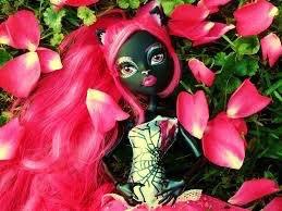 Des pétales de rose