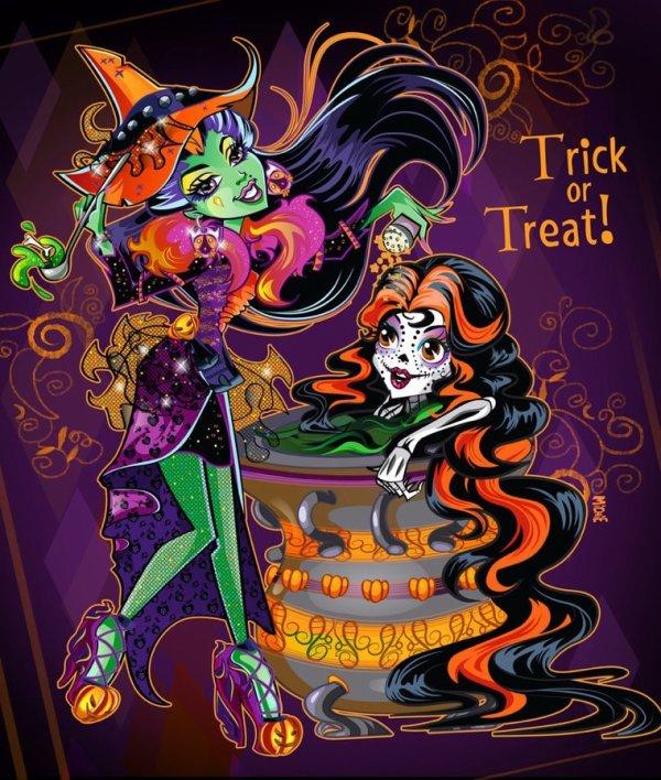 Halloween en retard