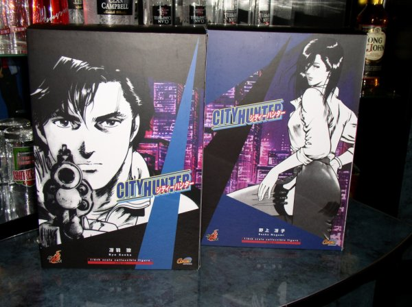 CITY HUNTER  hot toys