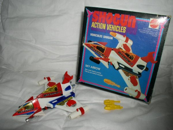SHOGUN Action Vehicles