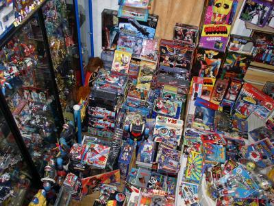 Avant le grand rangement ma collection de jouets for Grand rangement