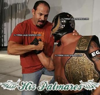 His Palmarés :