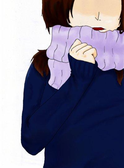 y fais froid !