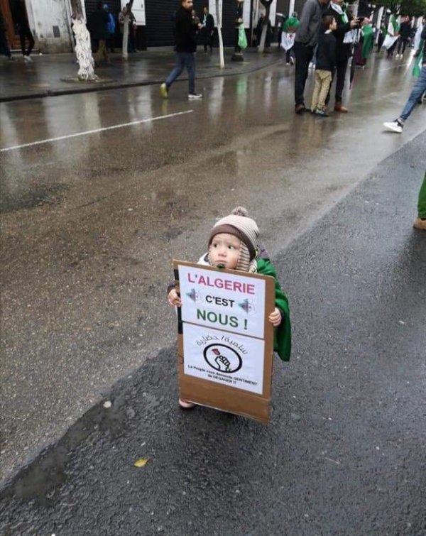 مستقبل الجزائر.....