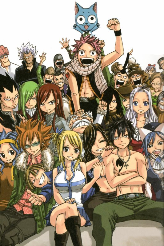 SOS FAIRY TAIL