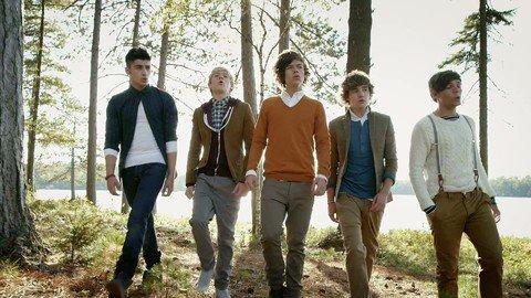 Image en Libre Service : Thème One Direction