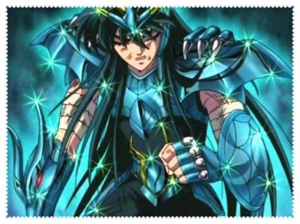 Shiryu le Chevalier du Dragon