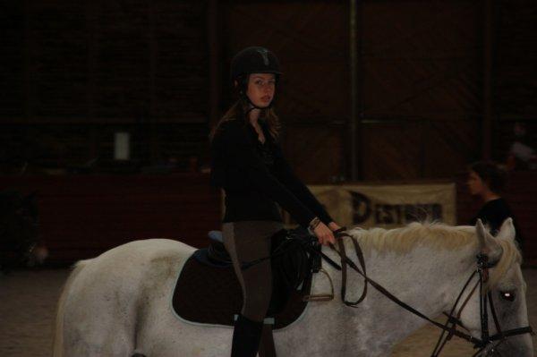 Une séance de mise en selle juste parfaite avec toi mon ptit poney <3