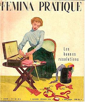1950 1960 la femme la maison les st r otypes de la for Femme au foyer annees 50