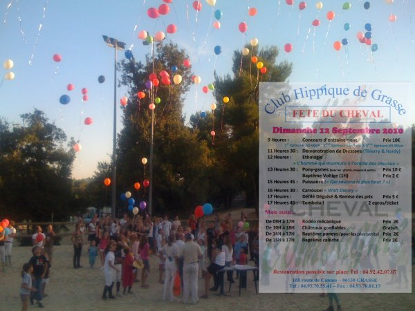 Fête du Cheval 2010 au Club