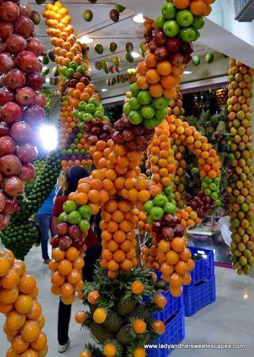 des bon fruits