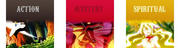 Ce qui rend Fairy Tail si unique c'est ...