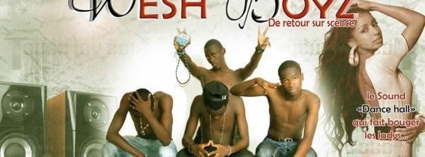 le new crew qui faire le buzz en cote d'ivoire :)