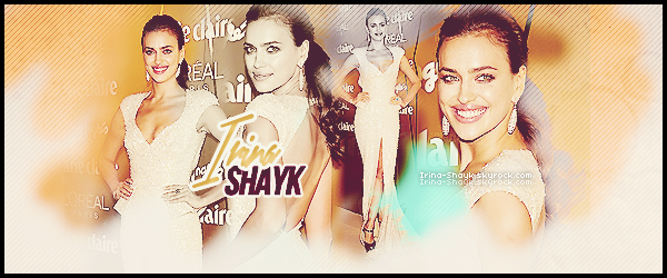 ......       • Bienvenue sur Irina-Shayk, ta source d'actu' sur la belle & talentueuse Irina Shayk !.      Suis toute l'actualité de la sublissime mannequin  Irina Shayk à travers différents supports candids, events, photoshoots, interviews ......