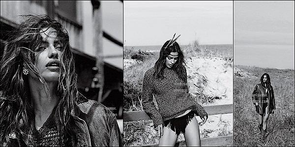 .  ●● Vogue Brésil  ●●              Découvrez la couverture du magazine Vogue Brésil  mois d'août 2014 pour lequel Irina  a pris la  pose.    Irina Shayk s'est exportée du côté du Brésil pour faire la une de couverture du magazine Vogue version Brésilien . Aimez-Vous le shoot?. .