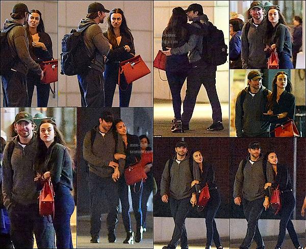 .  06/05/15 :  Irina & Bradley ont été photographiés ensemble dans les rues de N-Y, semble confirmer leur relation.     L'acteur et la mannequin  ont été photographiés bras-dessus bras-dessous à New-York après avoir assisté à un spectacle à Broadway. TOP?   .